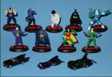 ⑩Coca-Cola,BATMAN Mini Figure Collection,All 12 Figures Complete Set