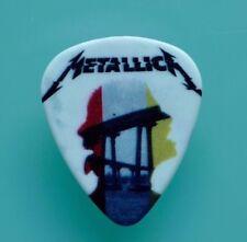 Metallica - San Diego 08/06/17 Worldwired Tour 100%Authentic RARE Guitar pick
