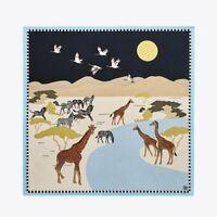 NWT Tory Bruch Safari Silk Neckerchief Rare Sold Out