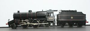 DJH Crab BR lined Black 42739  Motor and gears fitted  DC OO