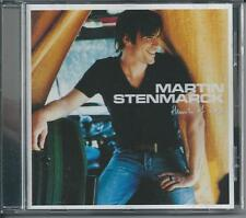 MARTIN STENMARCK - Think of me CD Album 12TR Eurovision Sweden (Las Vegas) 2005