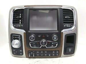 2013-2020 Dodge RAM 1500 Radio Dash Assembly OEM 1VY911X9AG