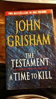 Testament/A Time to Kill by **KMART EXCLUSIVE** Book The Fast Free Shipping
