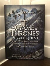 A Game Of Thrones~ Puzzle Quest~  New