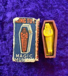 Vintage 1950s 'King Tut Arises' magic trick - in original box