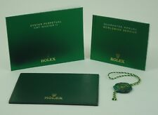 Genuine Rolex vintage GMT-Master ll booklet set 2016