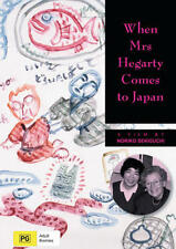 New DVD** WHEN MRS HEGARTY COMES TO JAPAN