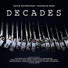 David Palfreyman And Nicholas Pegg - Decades (NEW 2CD)