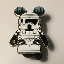 Disney - Star Wars Vinylmation Pin - Scout Trooper Endor