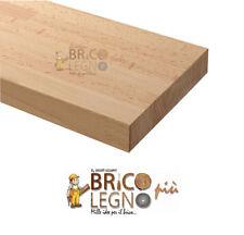 Pannello Lamellare finger Joint in Faggio mm 40x320x880, gradino, mensola