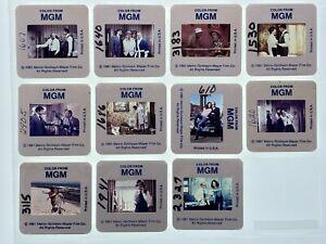 Buddy Buddy Movie 35mm Slides Walter Matthau Jack Lemmon Press Kit Vtg Lot of 11