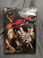 The Spirit (DVD, 2009, Widescreen and Full Screen Formats) SEALED
