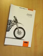 KTM FREERIDE 350 2013 manuel d'utilisateur owner's manual EU AUS neuf new