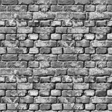 ! 9 Sheets Embossed Bumpy Paper Brick stone wall 21x29cm Scale 1/24 Code v66y