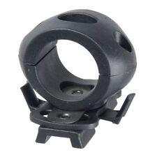 "Lancer Tactical CA-754B Helmet Rail Clamp Attachment for 1.2"" Flashlight Black"