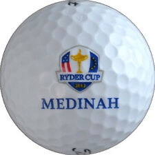 2012 RYDER CUP (MEDINAH) Titleist DT Solo Logo GOLF BALL