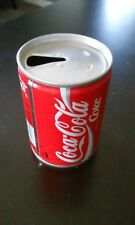 1980's Coca Cola can from Spain 25 cl. (250 ml) Oct 1989 Coke Pull Tab