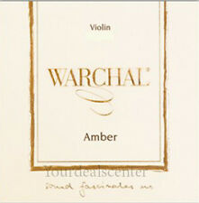 Warchal Amber Violin Strings Set 4/4 --Ball E