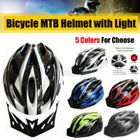 Tallght Modes Ultralght Bcycle Bke MTB Cyclng Helmets Adjustable W/