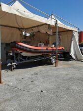 Carrello barca usato