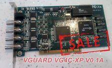 VGUARD VG4C-XP V0.1A Philips Amic Digital Video Surveillance Card PC Security