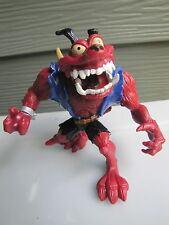 1994 Earthworm Jim Figure Monstrous Peter Puppy Playmates Sega Snes Dog
