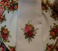 """Old Country Roses """"Royal Albert"""" Country Bouquet Napkins Set of 4"""