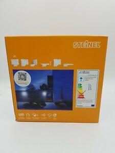 STEINEL XLED Home 2 Outdoor Floodlight Slave Version 033101 white and graphite