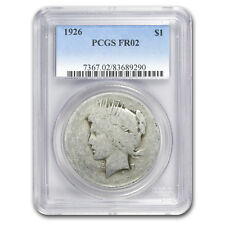 1926 Peace Dollar FR-02 PCGS - SKU #150804