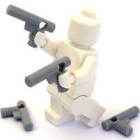 4 x STAR WARS lego MANDALORIAN BLASTER GUN SMALL minifig JANGO FETT boba TROOPER