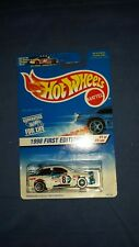1998 Hot Wheels #637 First Editions #1/48 Ford Escort Rally w/ LW Lace Rims