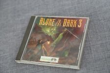 Alone in the Dark 3 (PC: DOS/ Mac, 1995) - European Version
