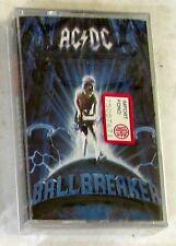 AC/DC - BALLBREAKER - Musicassetta Cassette Tape MC K7 - Sealed