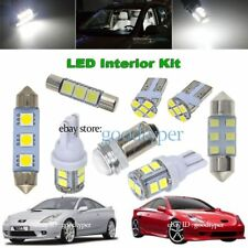 7x White LED Map Dome Light interior Bulb package kit fit 2000-05 Toyota Celica