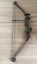 "Beautiful Vintage Super Brown Bear Compound Bow 60# and 31"" Draw Length RH"