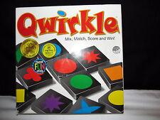 Qwirkle Match Tile Game MindWare 2006 Complete