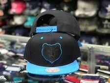 Memphis Grizzlies Air Jordans Snapshot Blue Snapback Mitchell & Ness Hat