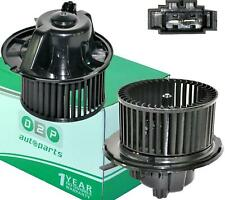 HEATER BLOWER MOTOR FAN WITHOUT CLIMATE CONTROL FOR AUDI, SEAT, SKODA & VW