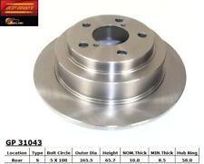 Disc Brake Rotor fits 1990-2008 Subaru Forester Impreza Legacy  BEST BRAKES USA