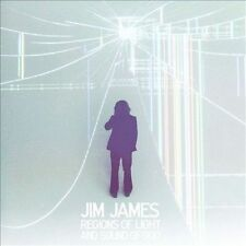 "Jim James - ""REGIONS OF LIGHT AND SOUND OF GOD"" NEW/SEALED VINYL LP + MP3"