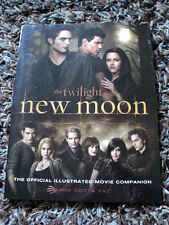 BRAND NEW Twilight New Moon Movie Companion Book Reader Edward Bella Jacob JAS 7