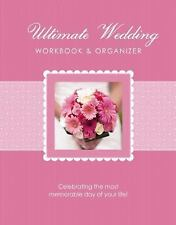 NEW - The Ultimate Wedding Workbook & Organizer