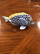 Ceramic barcino fish