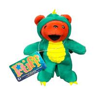 Puff Grateful Dead Bear by Liquid Blue Dragon Stuffed Plush Beanie Dancing Bear