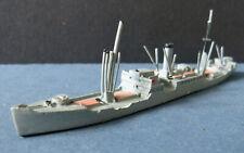 Wood/Resin Model 1:1250 : Steamer Minden - German Kriegsmarine