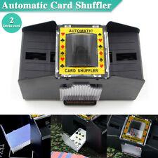 Automatic Playing Cards Card Shuffler Games Poker Sorter Mixer Shuffling Shuffle