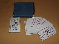 VINTAGE KNOTT SHEEHAN COUNTRY 2 DECKS ADVERTISING PLAYING CARDS