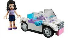 NIP LEGO Friends 30103 Emma Convertible Sports Car Polybag 4662170 Retired