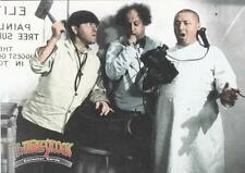The Three Stooges Collector Cards 2005 promo - 3