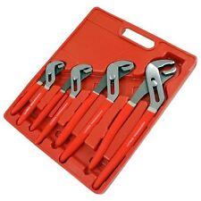"4 Piece Water Pump Pliers Set Adjustable Head 6"", 8"", 10"", 12"" Inch"